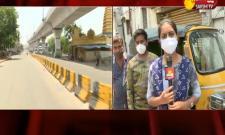 Sakshi Ground Report: Lockdown Effect On Industries