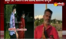 Mahesh Complaint To CM KCR Against Etela Rajender Son Over Land Grab