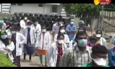 Jr Doctors Strike In Telangana From Today