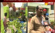corona effect on kothapet fruit market