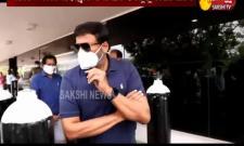 Megastar Chiranjeevi Launched Oxygen Banks In Andhra Pradesh