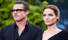 Brad Pitt Win Over Angelina Jolie For Children Custody - Sakshi