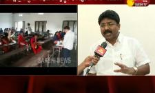 Minister Adimulapu Suresh Face To Face Over Tenth Class Exams Postponed