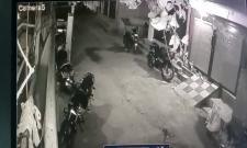 Telangana: Lotty Gang Terror Night Time In Balapur Area In Hyderabad