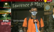 Sakshi Ground Report: Lockdown In Visakhapatnam