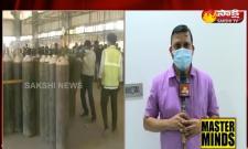 Face To Face With Taskforce Committee Chairman Krishna Babu