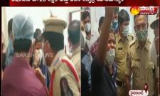 Attacked on Viranchi Hospital In Hyderabad