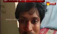 attack on junior doctor prasad reddy in vishaka kgh
