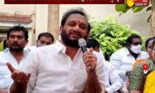 Nallapu Reddy Prasanna Kumar Reddy Fires On Chandrababu Naidu