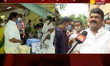 Minister Talasani Srinivas Yadav Face To Face