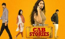 Cab Stories Movie Review - Passable Thriller With Low Expectations - Sakshi