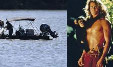 Tarzan Fame Joe Lara Along Wife Dies In Plane Crash - Sakshi