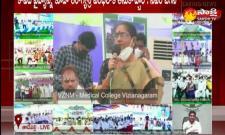 AP CM YS Jagan Interaction With Vizianagaram District