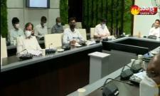 AP CM YS Jagan Review Meeting On Housing Scheme