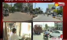 Covid:Lockdown In Andhra Pradesh Successfully Going