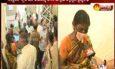 Tension At King Koti Hospital In Vaccination