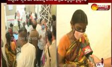 Tension At King Koti Hospital In Vaccination