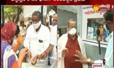 covid vaccine shortage in hyderabad