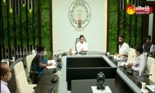 AP CM YS Jagan Review Meeting On Ration Door Delivery