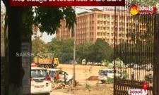 CS Somesh Kumar inspects Gandhi Hospital