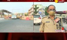 Vijayawada CP Battina Srinivasulu Face To Face Over Curfew