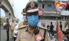 Telangana DGP Mahender Reddy Face To Face Over Lockdown