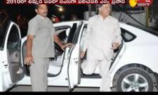 Hyderabad: EX CS SV Prasad Passed Away