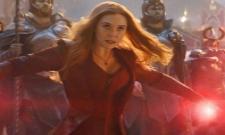 Avengers Elizabeth Olsen Married Secretly Her Boyfriend - Sakshi