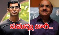Actor Vishal File Complaint Against Producer RB Choudary - Sakshi