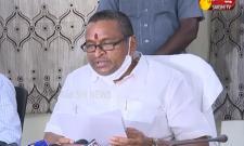 Vellampalli Srinivas Press Meet At Vijayawada
