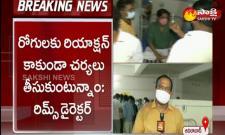 Doctors negligency in adilabad rims hospital