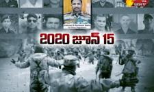 One Year Of Galwan Clash