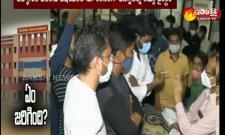 Medical Staff Negligence In Adilabad Rims Hospital