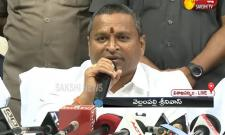 Minister Vellampalli Srinivas Press Meet At Visakhapatnam