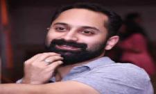Malayalam Actor Fahad Fazil Shares His Accident Details - Sakshi
