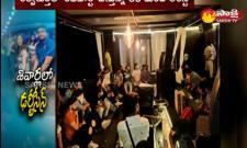 rave parties in hyderabad