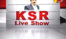 KSR Live Show On 18 June  2021