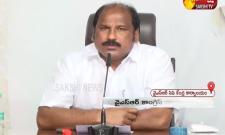 YSRCP MLA Sudhakar Babu Fires On Chandrababu Naidu