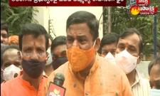 Rajasingh Fire On Telangana government