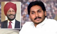 CM YS Jagan Has Expressed Grief Over Demise Of Milkha Singh - Sakshi