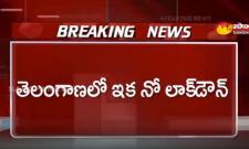 Hyderabad: Lockdown Lifted In Telangana