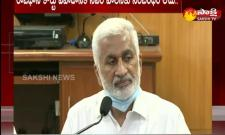 mp vijay sai reddy comments on capital city