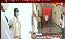 Telangana CM KCR Inaugurates Siddipet MLA Office And Police Commissionerate Buildings