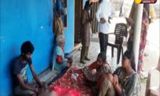 Suspicious death of twins in nellore