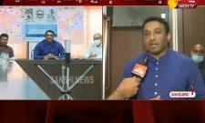Minister Mekapati Goutham Reddy Face To Face