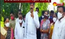 MLA Shankar Nayak Warning To Forest Officials