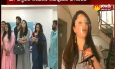 face to face with tollywood actress anusuya
