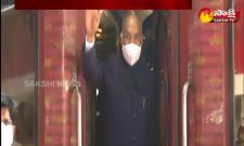 President Kovindh  travels by train after 15 years