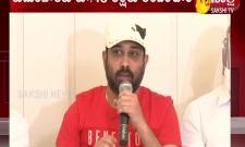 MAA Elections 2021: Actor Siva Balaji Press Meet
