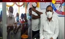 Tirupati: MLA Bhumana inaugurated the YSRCP regional office